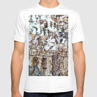 Tivili Gardens Mens Fitted Tee White SMALL