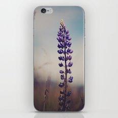 Lupine iPhone & iPod Skin