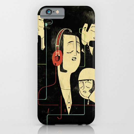 乐 Music Lovers iPhone & iPod Case