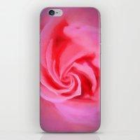 Folds of romance iPhone & iPod Skin