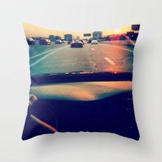 Sunset View Throw Pillow