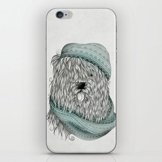 Shaggy Dog  iPhone & iPod Skin
