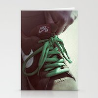 Kicks Stationery Cards