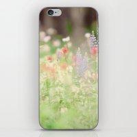 SUMMER HIKE  iPhone & iPod Skin