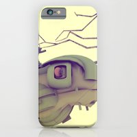 iPhone & iPod Case featuring CYBORG CAMALEON by ARMOR TECH/