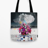 Censored Serenity Tote Bag