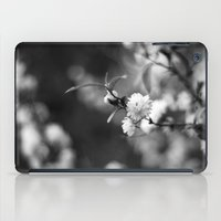 Flowering Almond In Blac… iPad Case