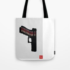 Art not War - Grey Tote Bag