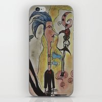 scent of the dream iPhone & iPod Skin