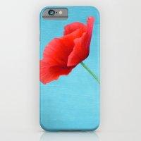 poppy love iPhone 6 Slim Case