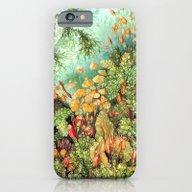 Botanic Vintage iPhone 6 Slim Case