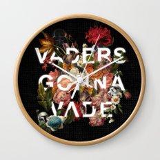 Vaders Gonna Vade Wall Clock