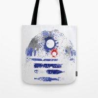 Astromech Deetoo Tote Bag