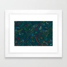flowerest Framed Art Print