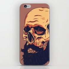 Mr. Skull iPhone & iPod Skin