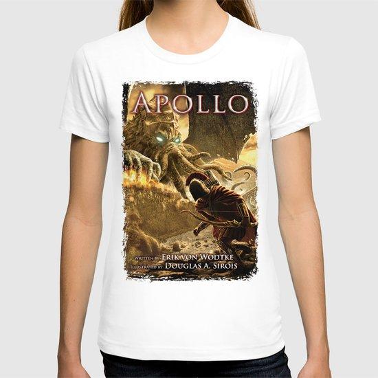 Apollo - Cover Art T-shirt