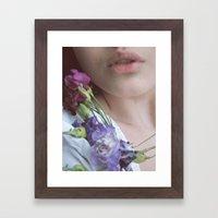 A Certain Softness Framed Art Print