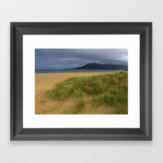 Horgabost Beach Framed Art Print