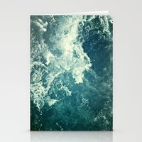 Water III Stationery Cards