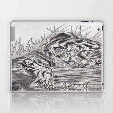 cute tiger Laptop & iPad Skin