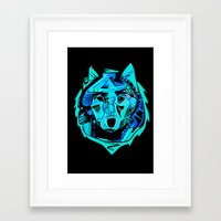 Nalubuff - Fox Framed Art Print
