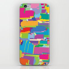Cityscape iPhone & iPod Skin