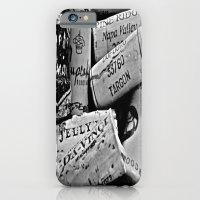 Uncorked B&W iPhone 6 Slim Case