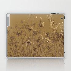 Thin Branches Sepia Laptop & iPad Skin