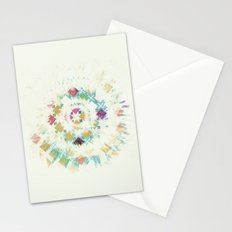 Burst. Stationery Cards