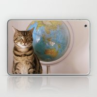 The World Is Not Enough Laptop & iPad Skin