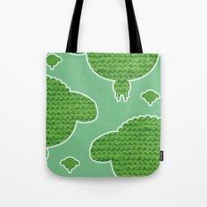 Wooly Sheep - 2 Tote Bag