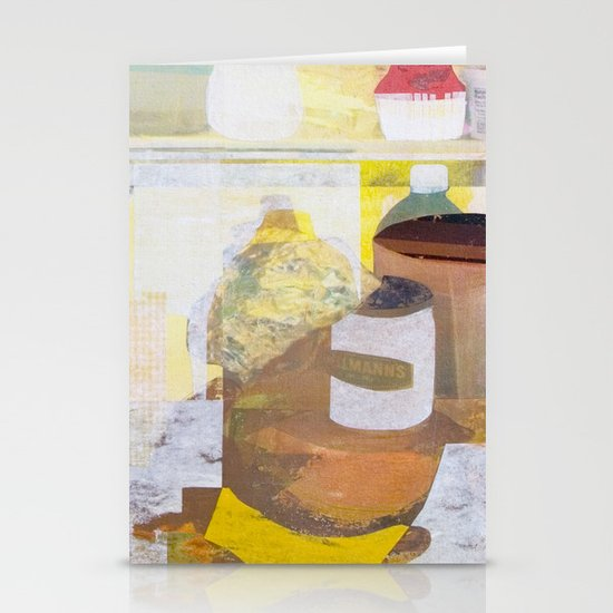 Starving Artist (J.K) Stationery Card