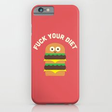 Discounting Calories iPhone 6 Slim Case