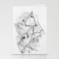 Art of Geometry 2 Stationery Cards