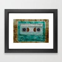 Tapetastic Framed Art Print