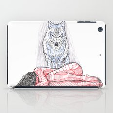 Wolf and I iPad Case