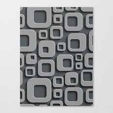 Abstract V-1 Canvas Print
