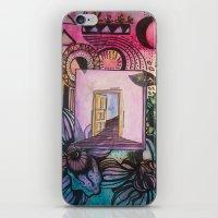 Door To Eden iPhone & iPod Skin