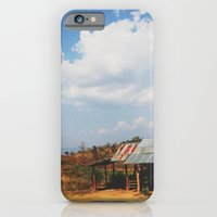 iPhone & iPod Case featuring Deserted Zincs by Pan Kelvin