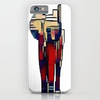 Elephant in the Abstract iPhone 6 Slim Case