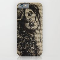 iPhone & iPod Case featuring Pride & Prejudice, Page 72 by Rebecca Loomis