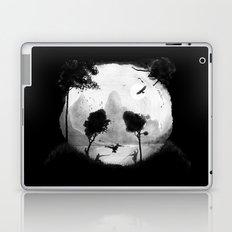 Crouching Panda Hidden Somewhere Laptop & iPad Skin