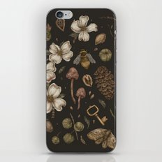 Nature Walks iPhone & iPod Skin