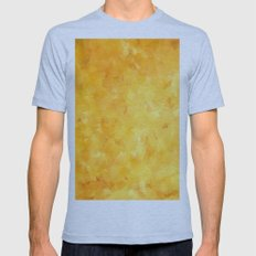 Gold Triangles Mens Fitted Tee Athletic Blue SMALL