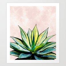 Agave V2 #society6 #buyart #lifestyle #artprint Art Print