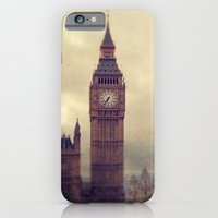 iPhone & iPod Case featuring London by The Last Sparrow