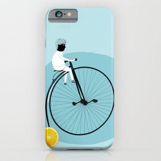 My bike iPhone & iPod Case