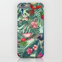 tropical fun nature  iPhone 6 Slim Case
