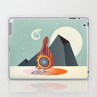 Laptop & iPad Skin featuring The Zodiac by /CAM