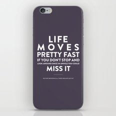 Life - Quotable Series iPhone & iPod Skin